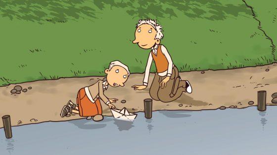 Rico & Oskar Zeichentrick in der Sendung mit der Maus