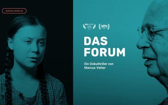 """""""Das Forum"""" läuft auf der idfa – official selection 2019"""