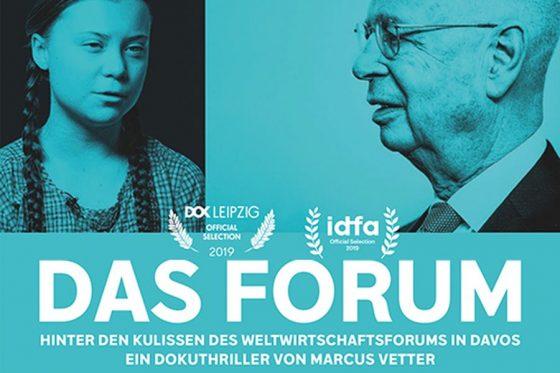 """""""Das Forum"""" in der Vorauswahl"""
