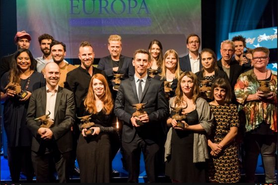 The Cleaners win the Prix Europa